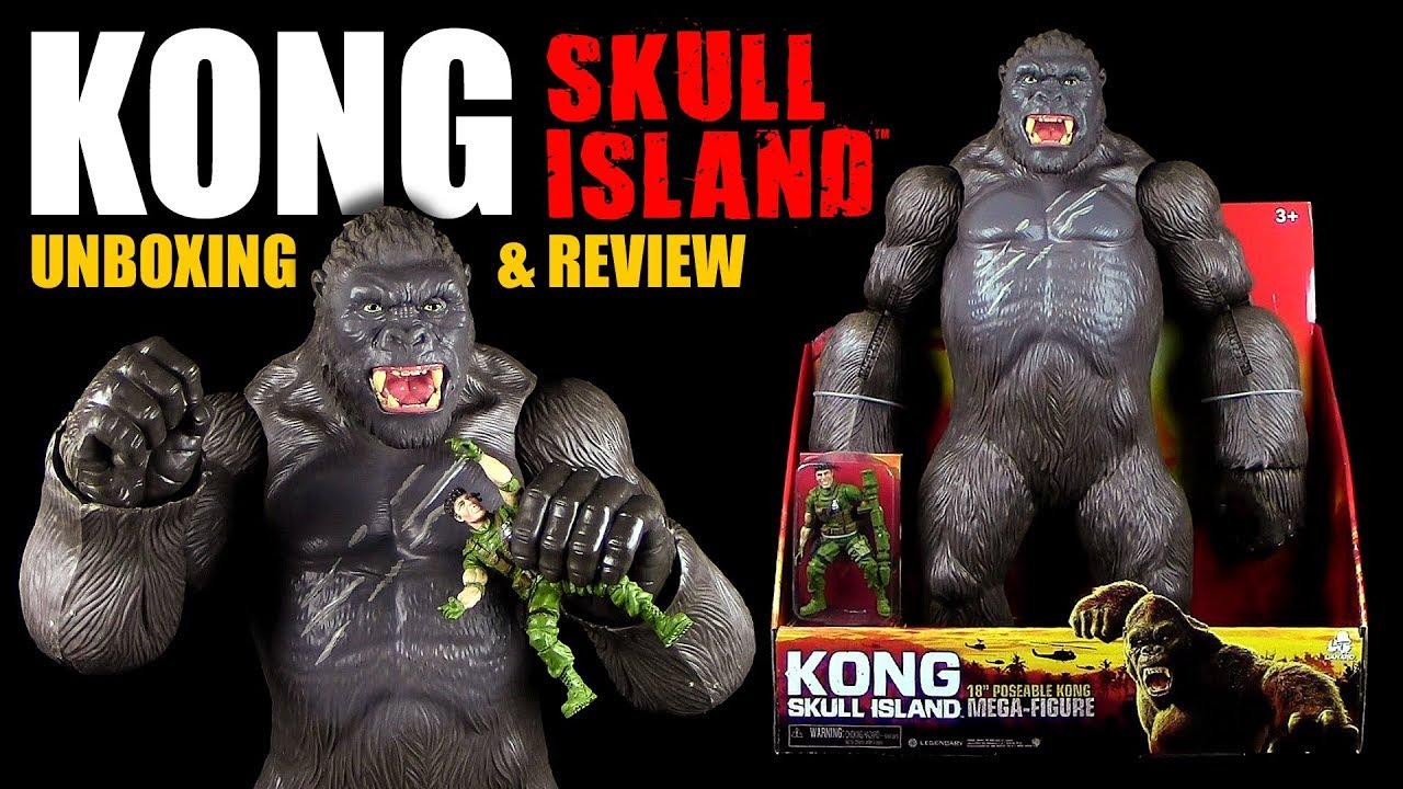 Lanard Kong Skull Toys Island