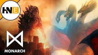 King Ghidorah Storm Powers & More Revealed | Godzilla King of the Monsters