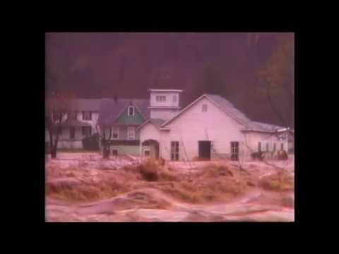 The 1985 Flood along the Cheat River from Forks of Cheat