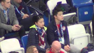 Sochi 2014 Maia and Alex Shibutani during pairs FS 00669