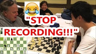 15 Year Old Master vs. Carlini Rematch! (Game 1 Got 145,000 Views!)