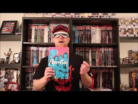 Brian K. Vaughan Comic Book Review