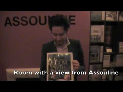 Assouline Launch Party Room with A View