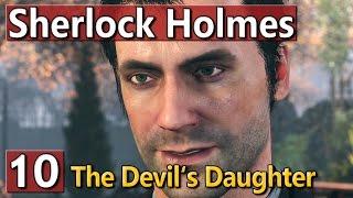 PHOTOSHOP ANNO DAZUMAL ► Sherlock Holmes The Devils Daughter #10