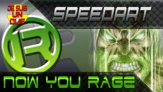 DOUBLE SPEEDART Now You Rage