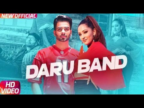 Daru Band | Official video | Mankirt Aulakh feat Rupan Bal | Latest Punjabi Songs | Rinku Chouhan