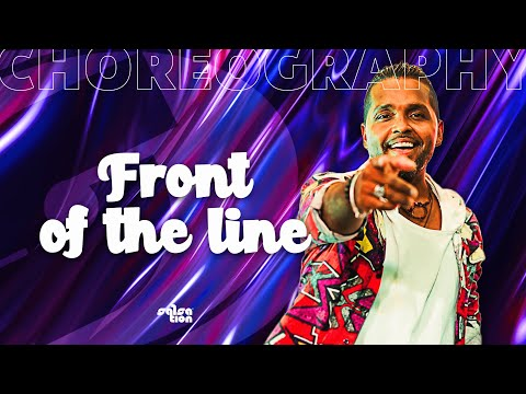 Front of the line - Salsation® dynamic moves by Alejandro Angulo