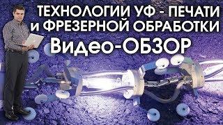 ТЕХНОЛОГИИ УФ ПЕЧАТИ и ФРЕЗЕРНОЙ ОБРАБОТКИ, ОБЗОР/РЕНЕССАНС рекламная компания