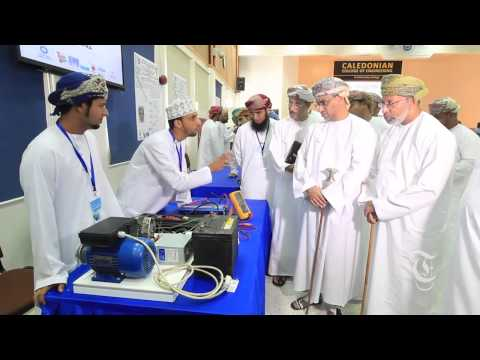 Caledonian College of Engineering Technology Festival 2015