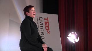 Pathological stubbornness and irrational optimism: Ruth Kelly at TEDxGarneauWomen