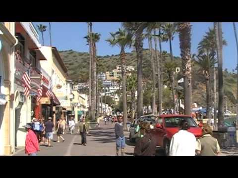 Catalina Island Streets