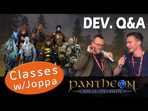 Pantheon Class Discussion with Creative Director Chris Perkins