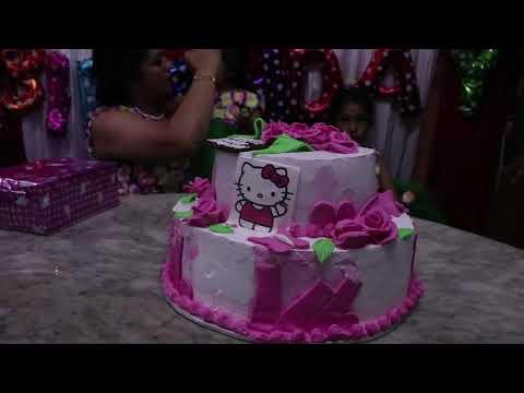 Aabhusan's First Birthday Happy Birthday Song