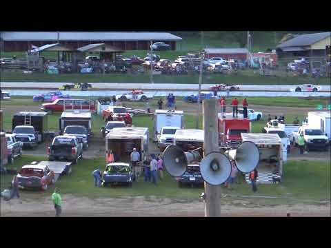 Bedford Speedway 6/15/18 Semi Late Heat 1