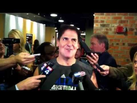 Mark Cuban talks Donald Sterling