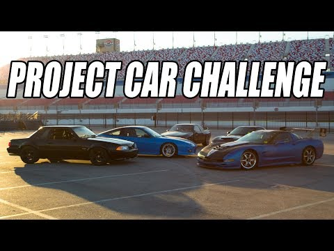 2017 Las Vegas Project Car Challenge - Results!