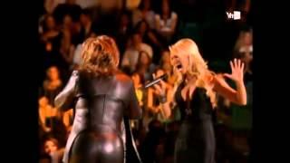 Patti LaBelle, Jessica Simpson & Cyndi Lauper - Lady Marmalade
