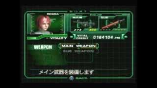 [PS] Dino Crisis 2 - New Game - HARD - No Damage S rank kill all enemies