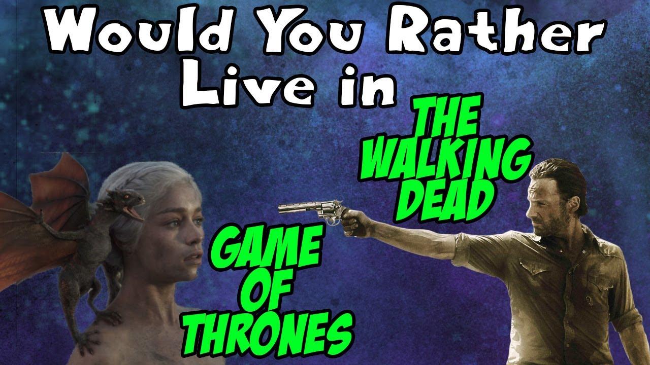 'The Bible' <b>vs</b>. '<b>The Walking</b> <b>Dead</b>' <b>vs</b>. '<b>Game</b> <b>of Thrones</b> ...