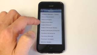 iPhone 5 Anleitung: Siri mit verschiedenen Stimmen hören