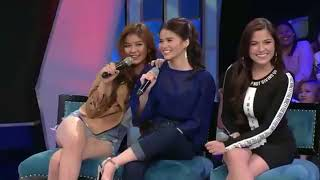 GGV: VICE IBINUKING ANG RELASYON NI LOISA ANDALIO AND RONNIE ALONTE