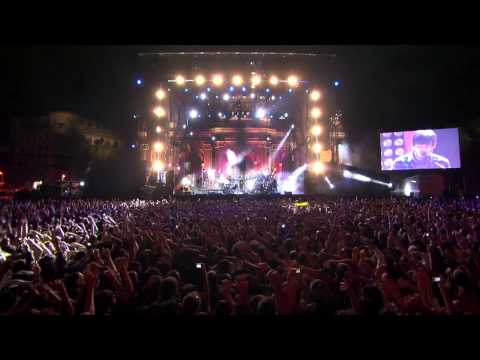 Linkin Park (HD) - The Catalyst (Live in Madrid)