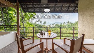 Suite Sea View - Kamalaya's Luxury Wellness Suites in Thailand