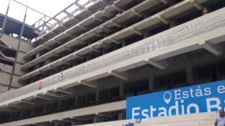 El nuevo estadio Capwell 2016: Recorrido por la remodelada Caldera