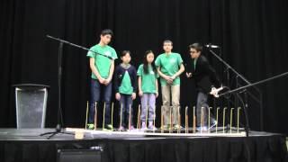 Ctrl-Z Rhythm Ramp Presentation