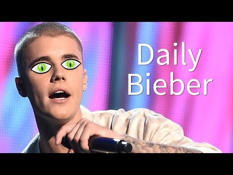 Justin Bieber Transformed Into A Lizard - The Truth