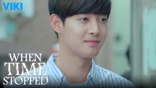 When Time Stopped - EP7   Kim Hyun Joong and An Ji Hyun's First Date [Eng Sub]