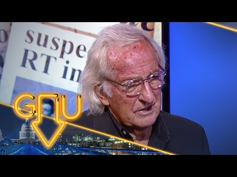 """EP.662: Special Guest John Pilger on """"Approved News"""", Syria, Iran, Austerity and Julian Assange"""