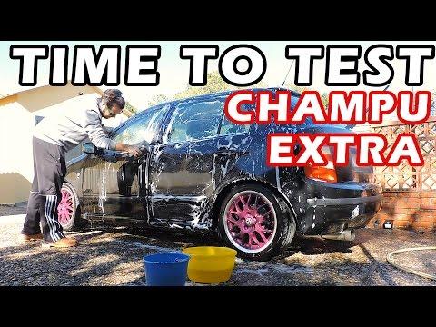 CHAMPU EXTRA | SAN MARINO | Time to Test