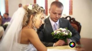 1. Вариант свадебного клипа №1 Динамичный