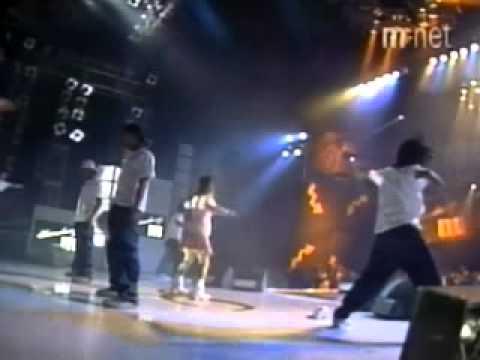 [2001.03.02] BoA - Dont Start Now (Mnet Showking M)