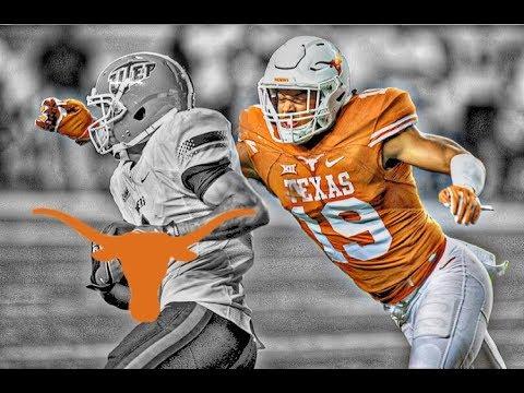 Brandon Jones  201718 Highlights ᴴᴰ  Texas