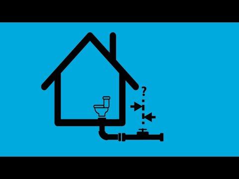 Граница эксплуатационной ответственности по сетям водоотведения