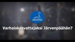 Varhaiskasvattajaksi Järvenpäähän?