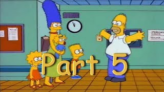 The Simpsons - S04E18 - So It Has Come To This The Simpsons Clip Show - Part 5