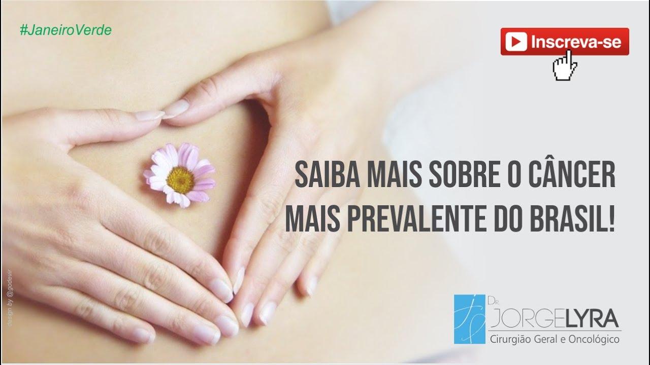 Saiba mais sobre o câncer mais prevalente do Brasil: O câncer de colo do útero!