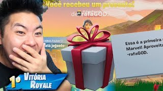I GAVE THIS SPECIAL SKIN GIFT TO MY GIRLFRIEND!! | FORTNITE