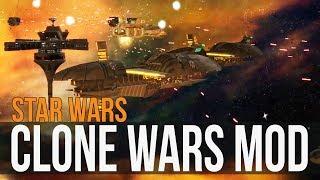 Star Wars: Empire At War - Clone Wars Mod - DROID Armies! Ep 2