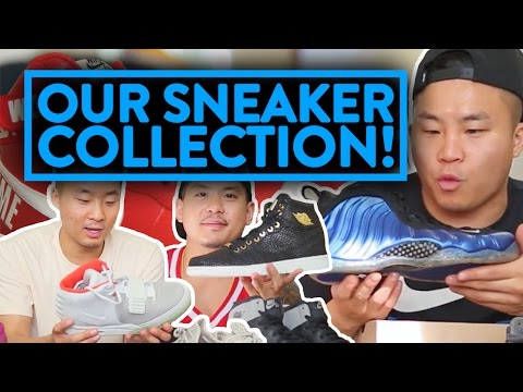 LIFE OF A SNEAKERHEAD: Our Collection VOL. 1 w/ MUP | Fung Bros