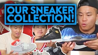 LIFE OF A SNEAKERHEAD: Our Collection VOL. 1 w/ MUP