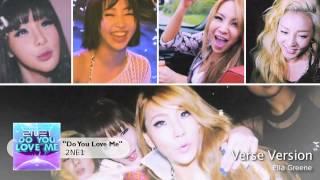 """[DL] 2NE1 """"Do You Love Me"""" Ringtones & Message Tone"""