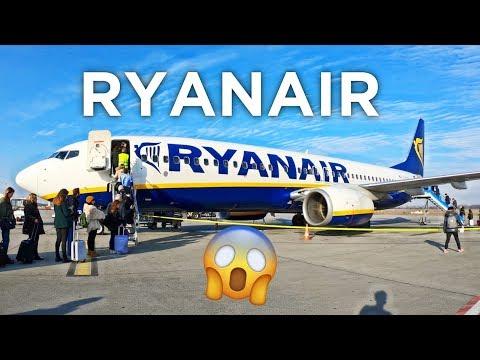 MY $20 FLIGHT ON RYANAIR! | 737-800 Budapest - Milan - Prague |ECONOMY WEEK