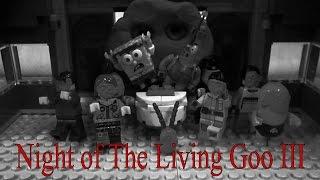 """Mega Bloks Spongebob Episode 18 """"Night of The Living Goo 3"""""""