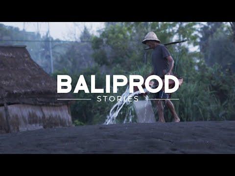 Nguyah: A Balinese Salt Farmer - Baliprod Stories