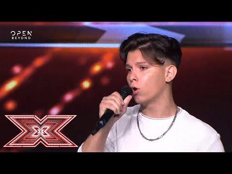 «Να την προσέχεις» από τον Χρήστο Γκίκα | Auditions | X Factor Greece 2019