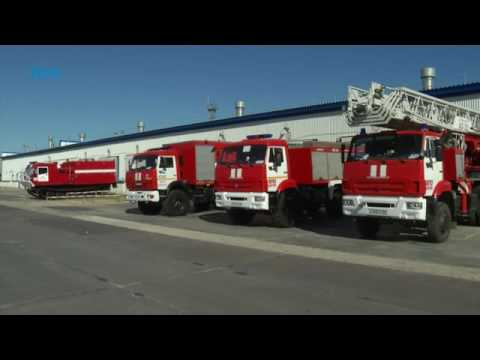 Обеспечение пожарной безопасности и средства противопожарной защиты на газовых промыслах БНГКМ